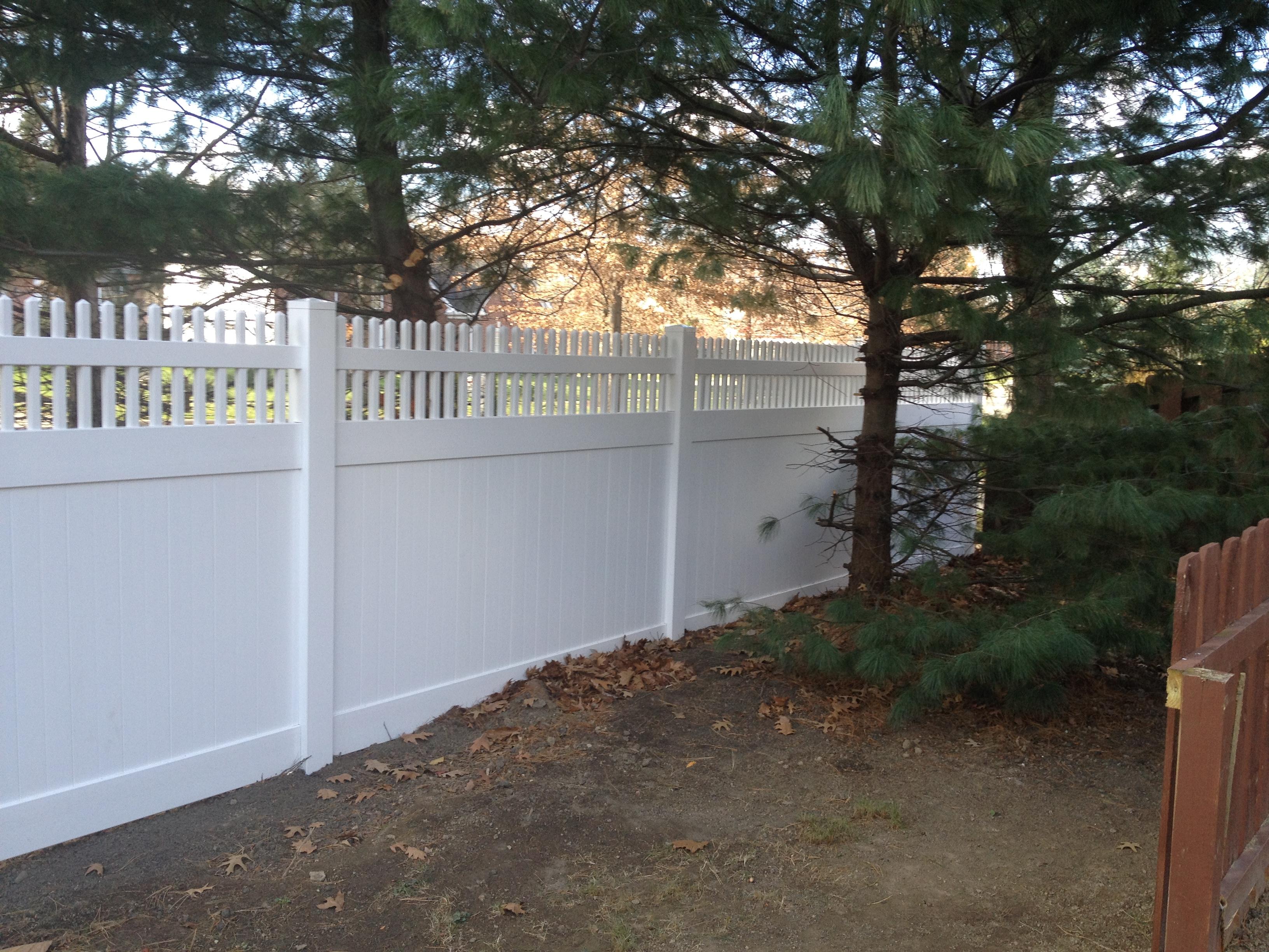 Lou's Fence